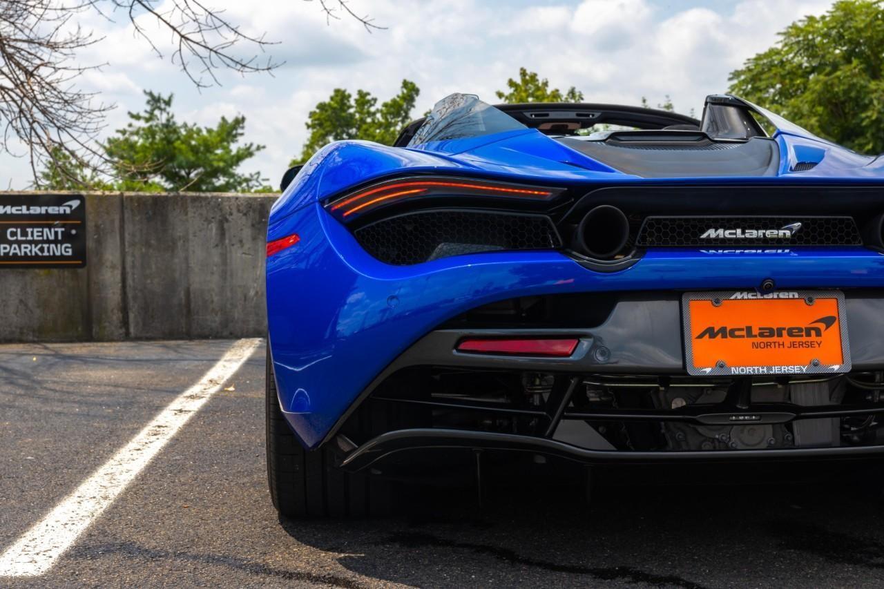 Used 2020 McLaren 720S Performance for sale $356,000 at McLaren North Jersey in Ramsey NJ 07446 9