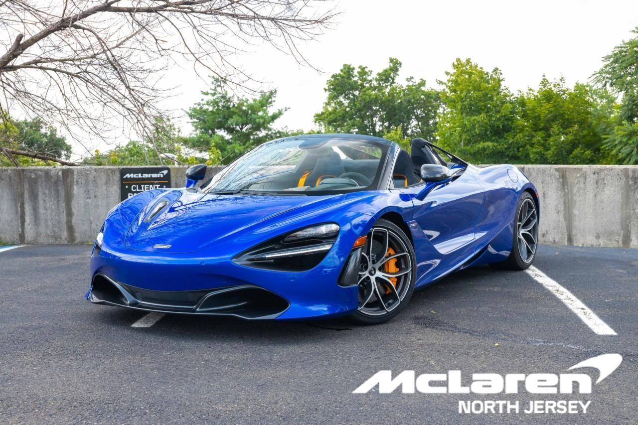 Used 2020 McLaren 720S Performance Spider for sale $356,000 at McLaren North Jersey in Ramsey NJ 07446 1