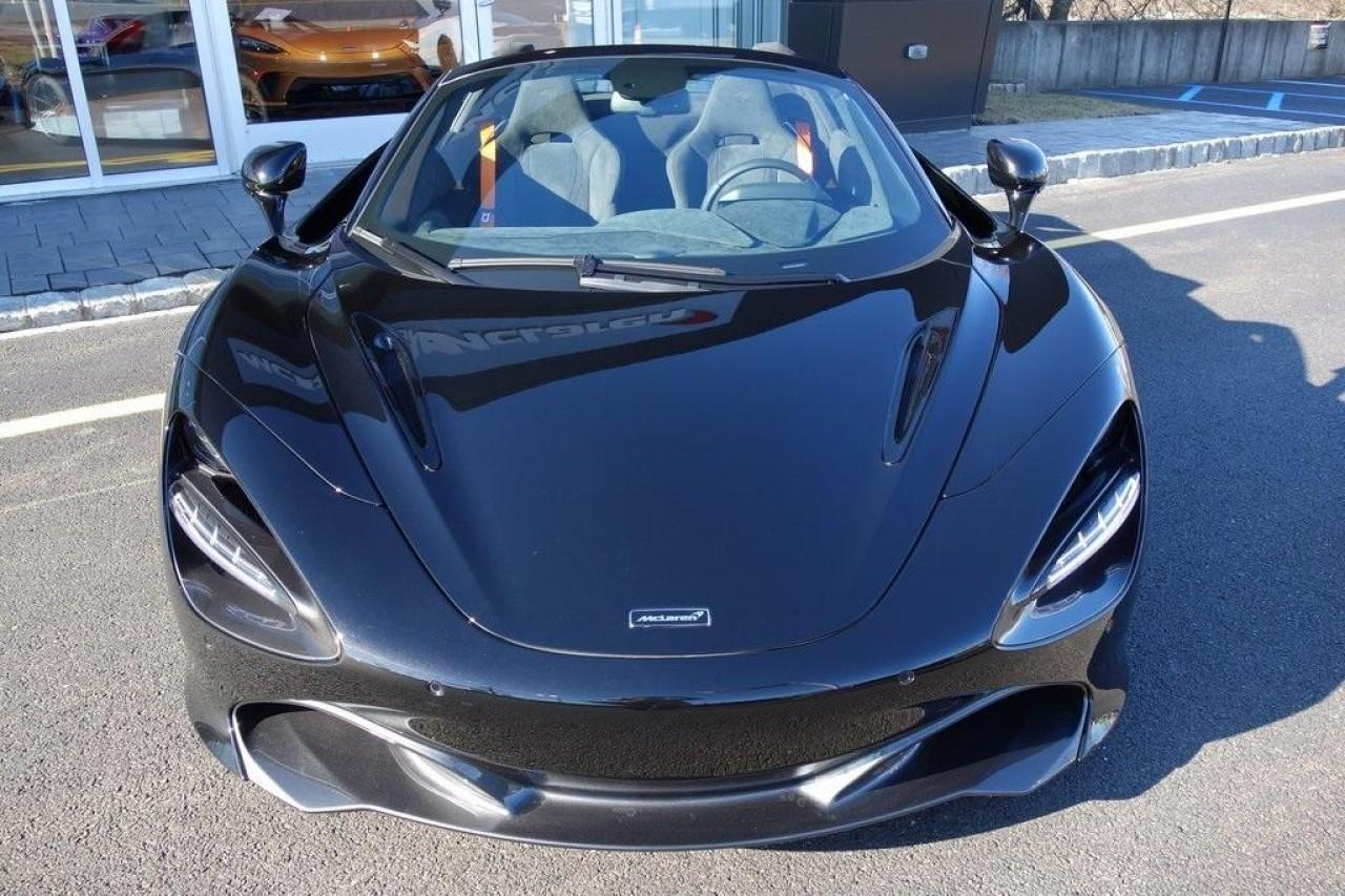 New 2020 McLaren 720S Spider Perfromance for sale $352,200 at McLaren North Jersey in Ramsey NJ 07446 3