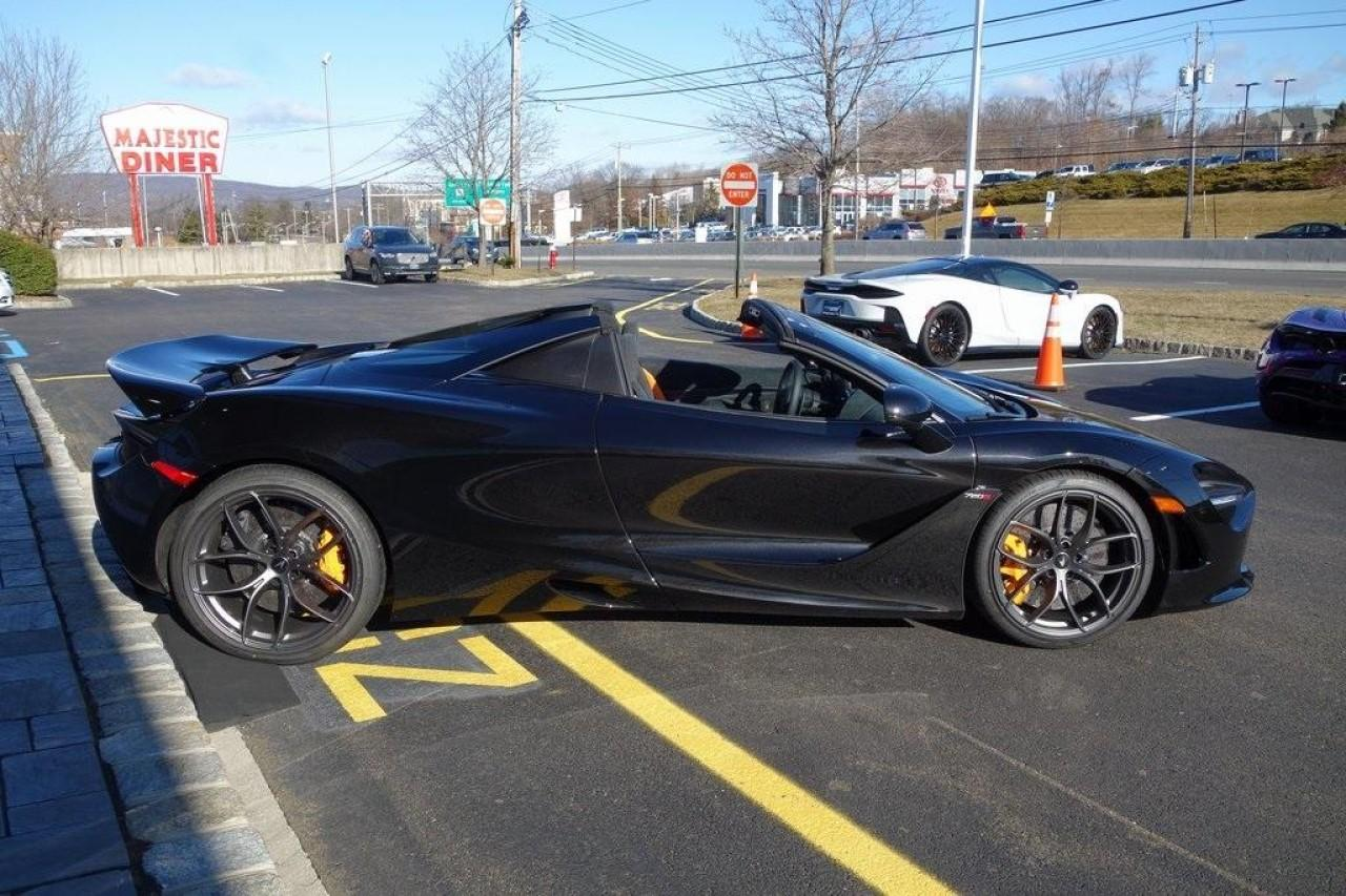 New 2020 McLaren 720S Spider Perfromance for sale $352,200 at McLaren North Jersey in Ramsey NJ 07446 6