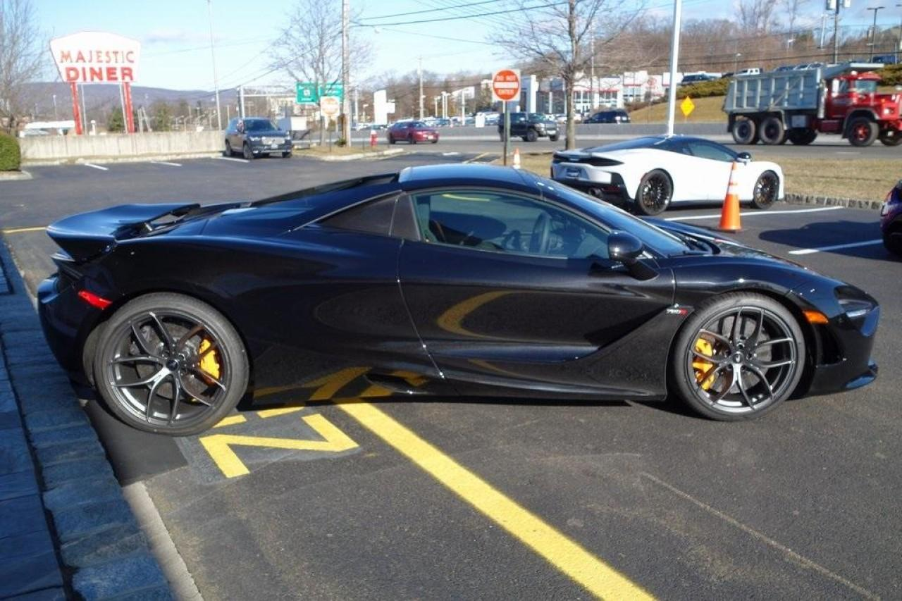 New 2020 McLaren 720S Spider Perfromance for sale $352,200 at McLaren North Jersey in Ramsey NJ 07446 7
