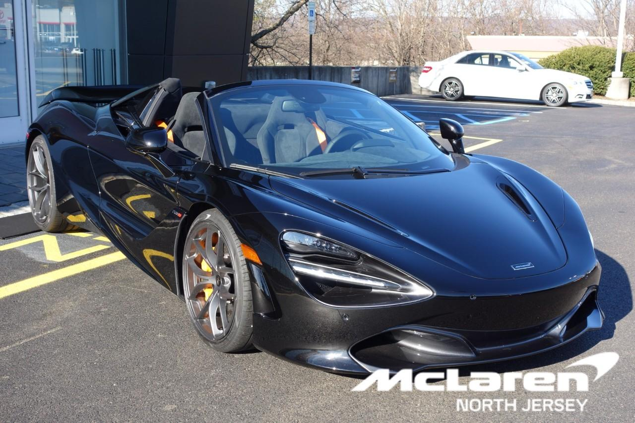 New 2020 McLaren 720S Spider Perfromance for sale $352,200 at McLaren North Jersey in Ramsey NJ 07446 1
