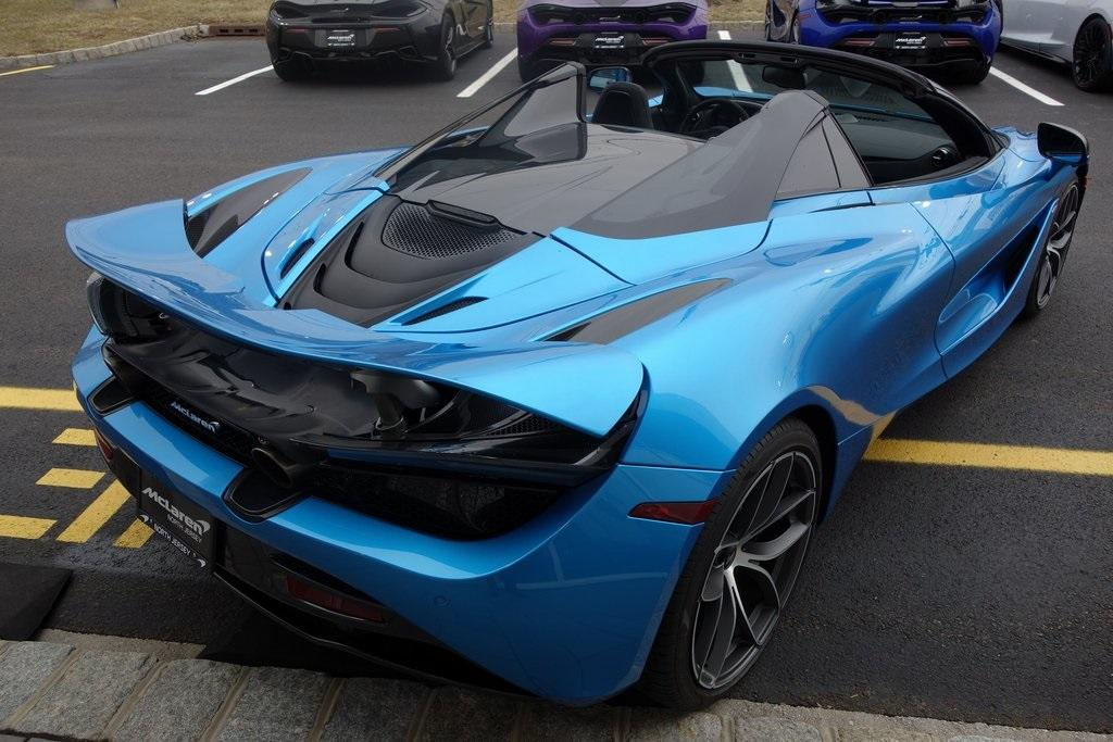 New 2020 McLaren 720S Spider for sale $382,420 at McLaren North Jersey in Ramsey NJ 07446 10