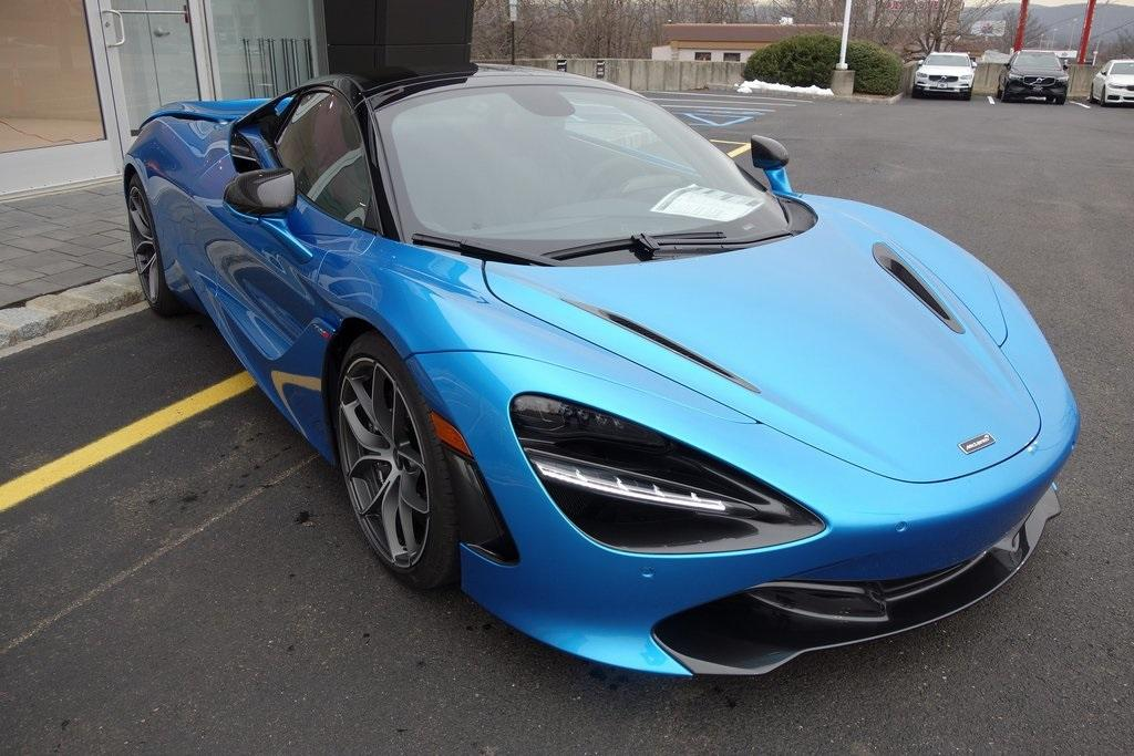 New 2020 McLaren 720S Spider for sale $382,420 at McLaren North Jersey in Ramsey NJ 07446 2