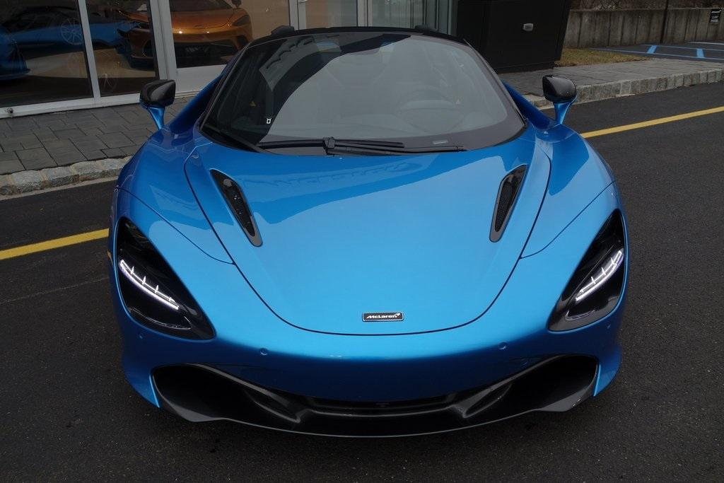 New 2020 McLaren 720S Spider for sale $382,420 at McLaren North Jersey in Ramsey NJ 07446 3