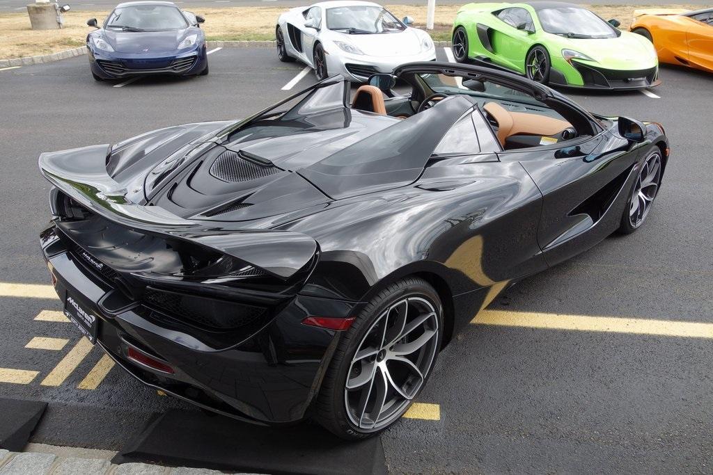 New 2020 McLaren 720S Luxury for sale $375,730 at McLaren North Jersey in Ramsey NJ 07446 10