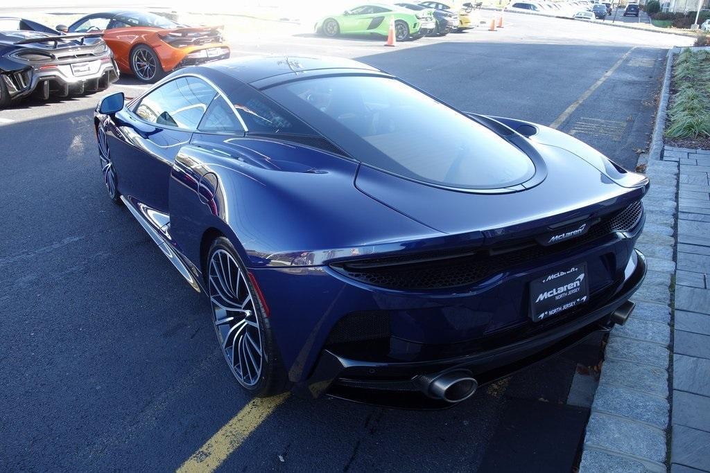 New 2020 McLaren GT for sale Sold at McLaren North Jersey in Ramsey NJ 07446 10