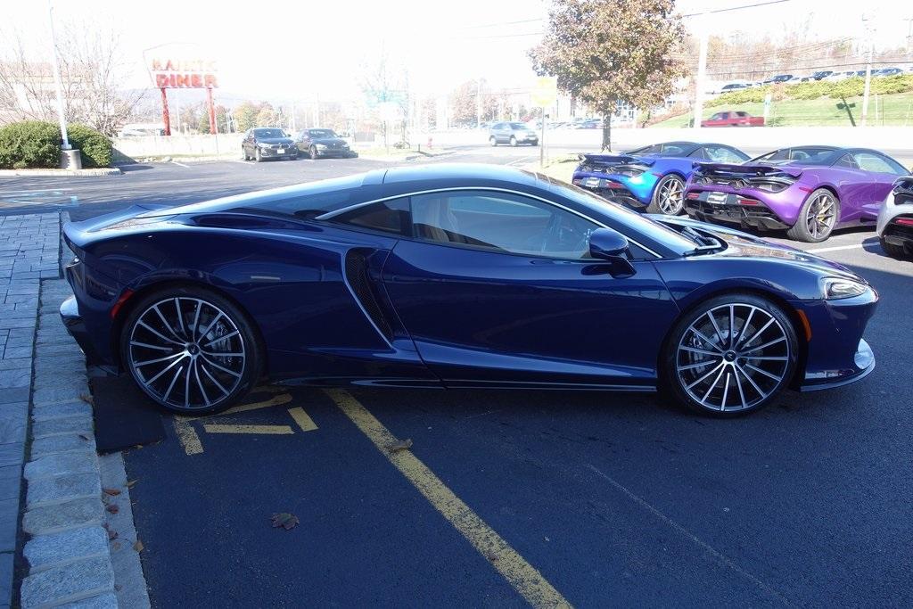 New 2020 McLaren GT for sale Sold at McLaren North Jersey in Ramsey NJ 07446 3