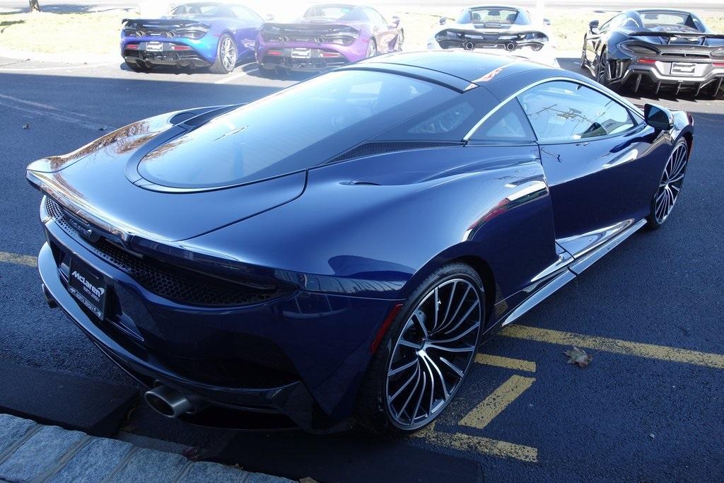 New 2020 McLaren GT for sale Sold at McLaren North Jersey in Ramsey NJ 07446 6