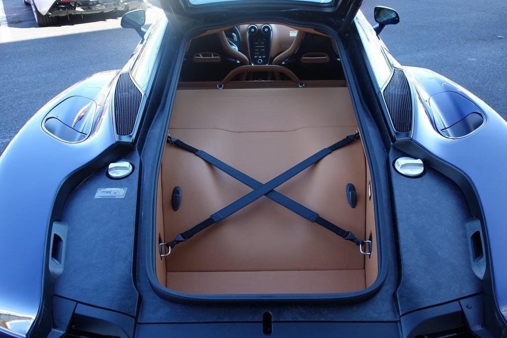New 2020 McLaren GT for sale Sold at McLaren North Jersey in Ramsey NJ 07446 8
