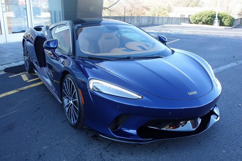 New 2020 McLaren GT for sale Sold at McLaren North Jersey in Ramsey NJ 07446 1