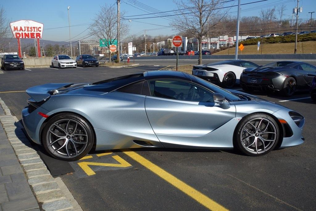 New 2020 McLaren 720S Performance for sale Sold at McLaren North Jersey in Ramsey NJ 07446 7