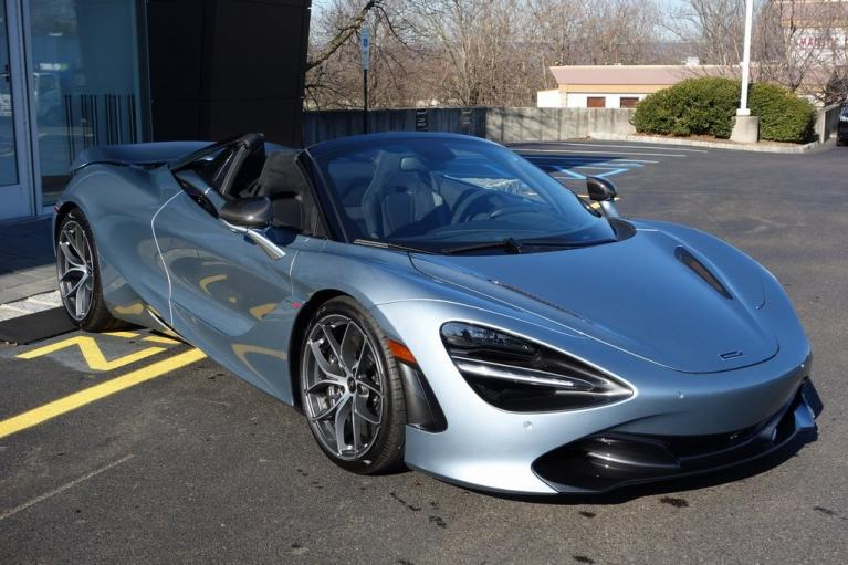 New 2020 McLaren 720S Performance for sale $384,235 at McLaren North Jersey in Ramsey NJ