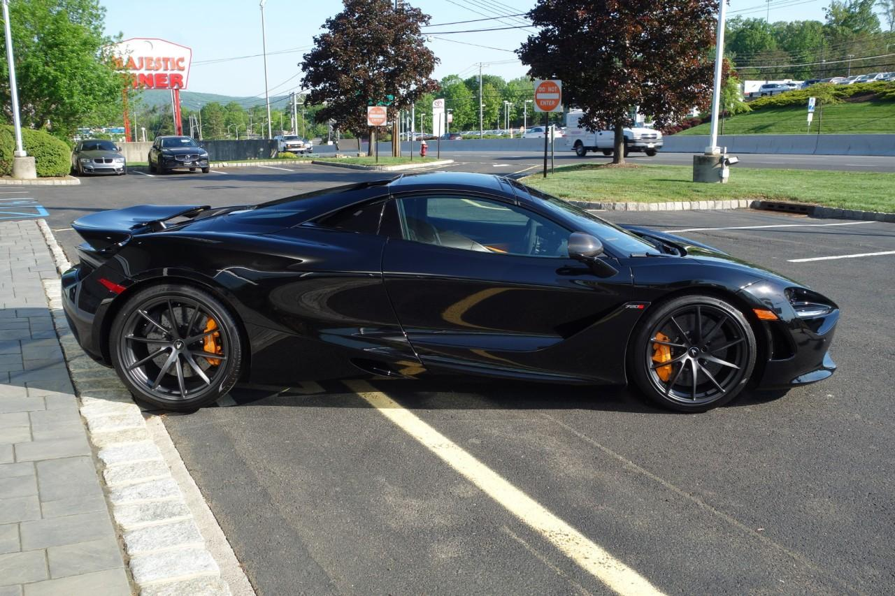 New 2020 McLaren 720S Performance Spider for sale $383,500 at McLaren North Jersey in Ramsey NJ 07446 7