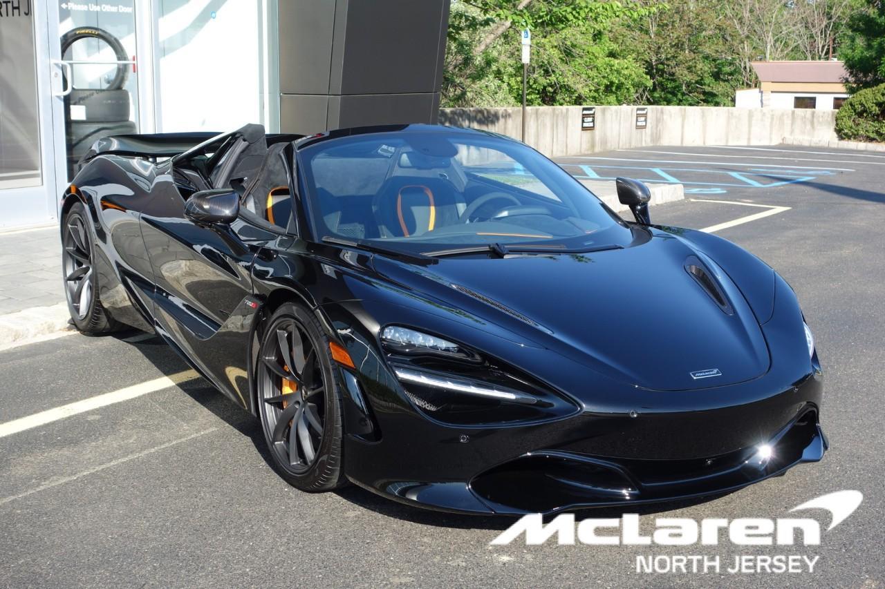 New 2020 McLaren 720S Performance Spider for sale $383,500 at McLaren North Jersey in Ramsey NJ 07446 1