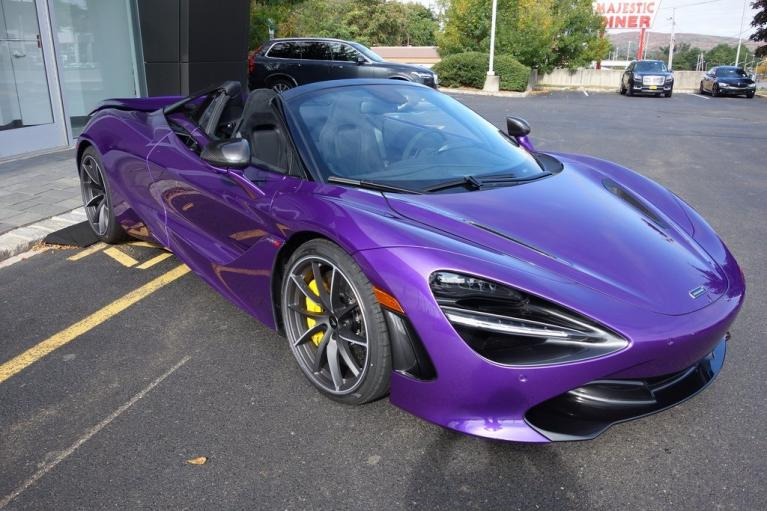 New 2020 McLaren 720S Spider for sale $385,510 at McLaren North Jersey in Ramsey NJ