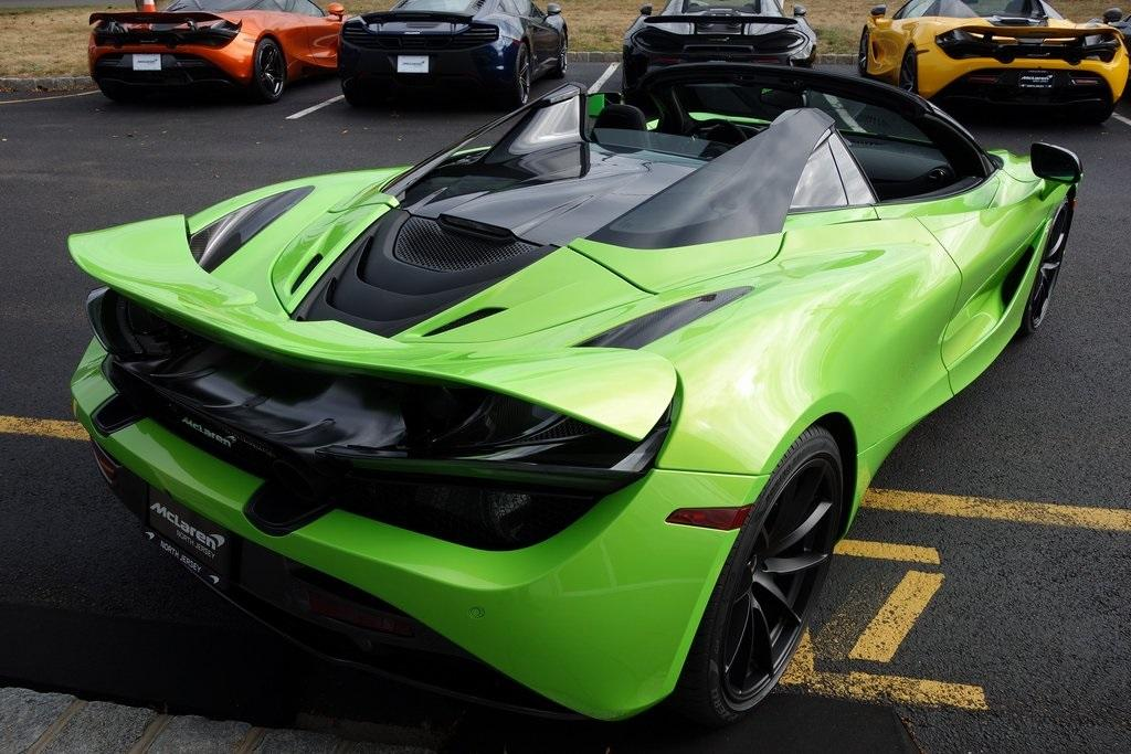 New 2020 McLaren 720S Spider for sale Sold at McLaren North Jersey in Ramsey NJ 07446 10