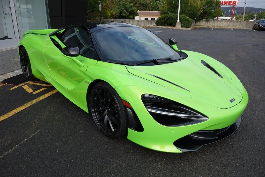 New 2020 McLaren 720S Spider for sale Sold at McLaren North Jersey in Ramsey NJ 07446 2