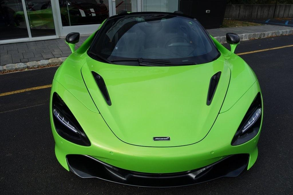 New 2020 McLaren 720S Spider for sale Sold at McLaren North Jersey in Ramsey NJ 07446 3