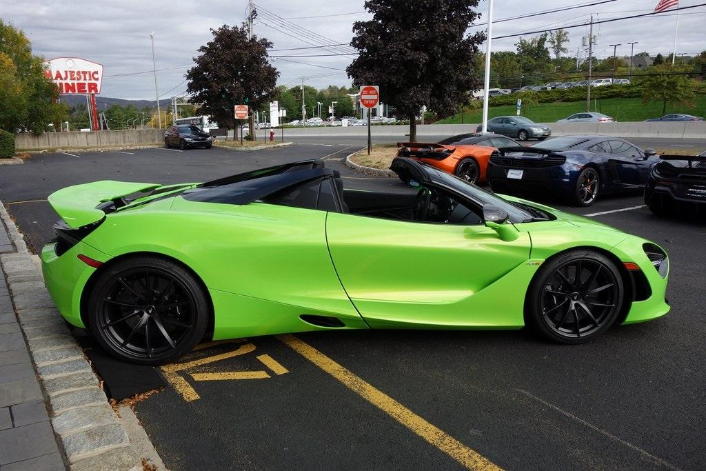 New 2020 McLaren 720S Spider for sale Sold at McLaren North Jersey in Ramsey NJ 07446 6