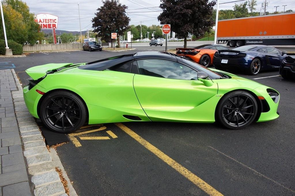 New 2020 McLaren 720S Spider for sale Sold at McLaren North Jersey in Ramsey NJ 07446 7