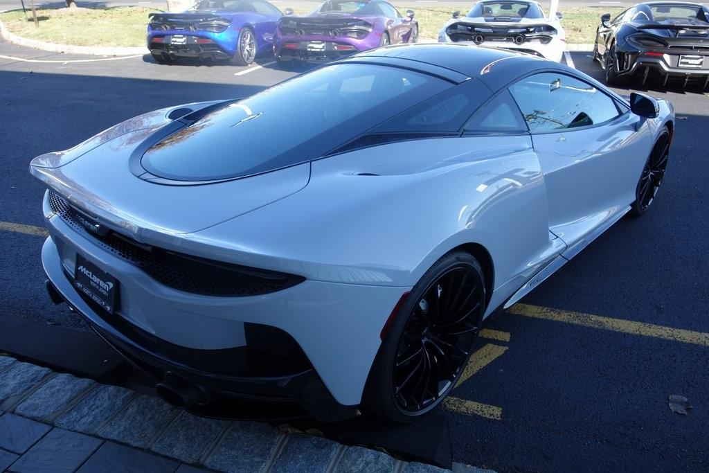 New 2020 McLaren GT Pioneer for sale $254,475 at McLaren North Jersey in Ramsey NJ 07446 7