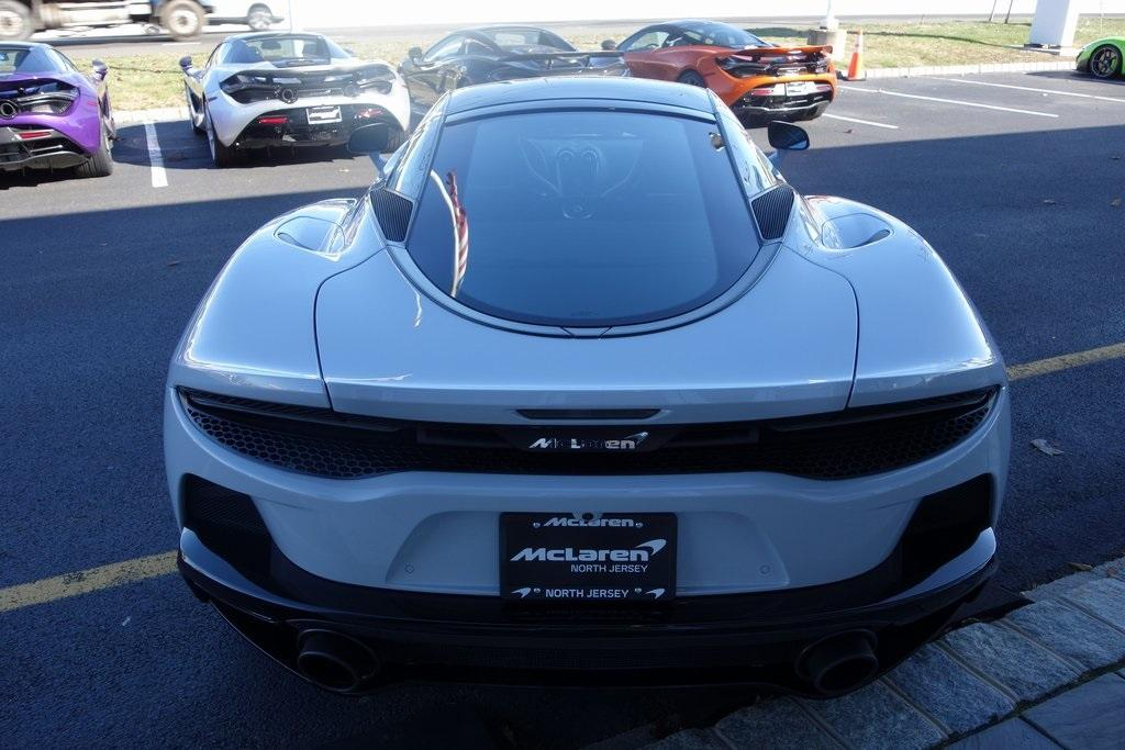 New 2020 McLaren GT Pioneer for sale $254,475 at McLaren North Jersey in Ramsey NJ 07446 8
