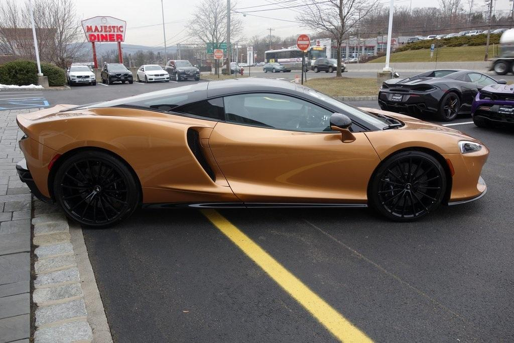 New 2020 McLaren GT Luxe for sale $258,725 at McLaren North Jersey in Ramsey NJ 07446 4