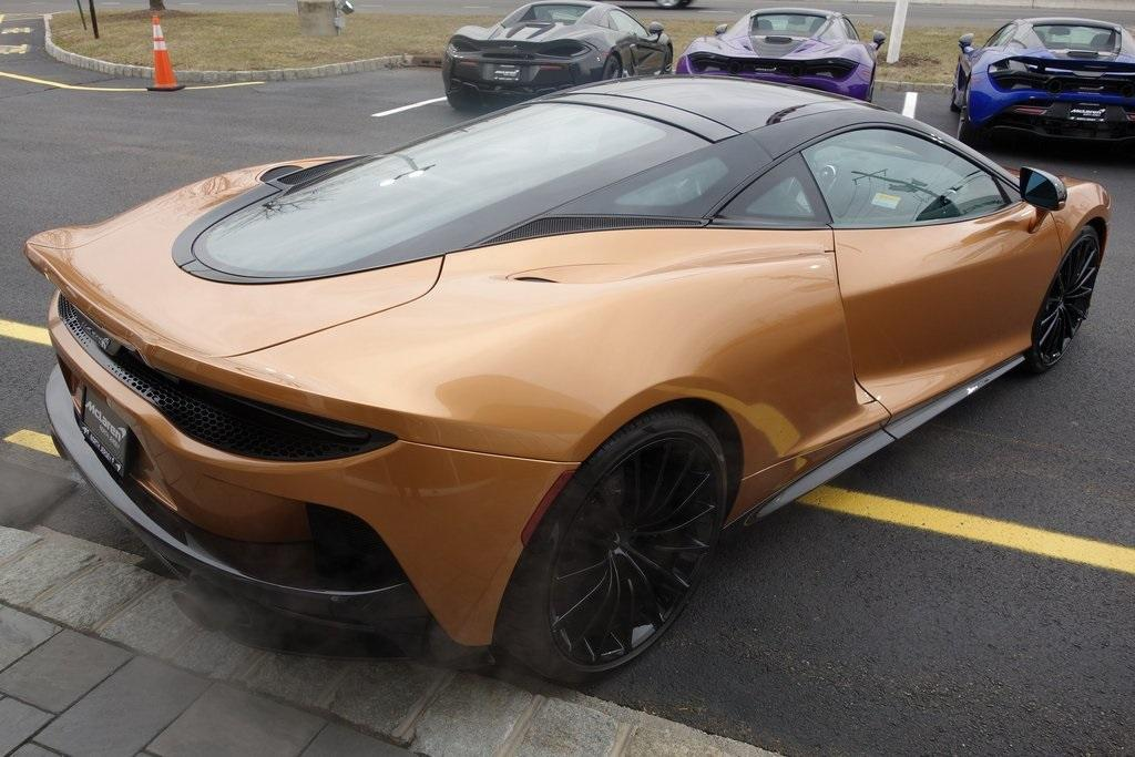 New 2020 McLaren GT Luxe for sale $258,725 at McLaren North Jersey in Ramsey NJ 07446 7
