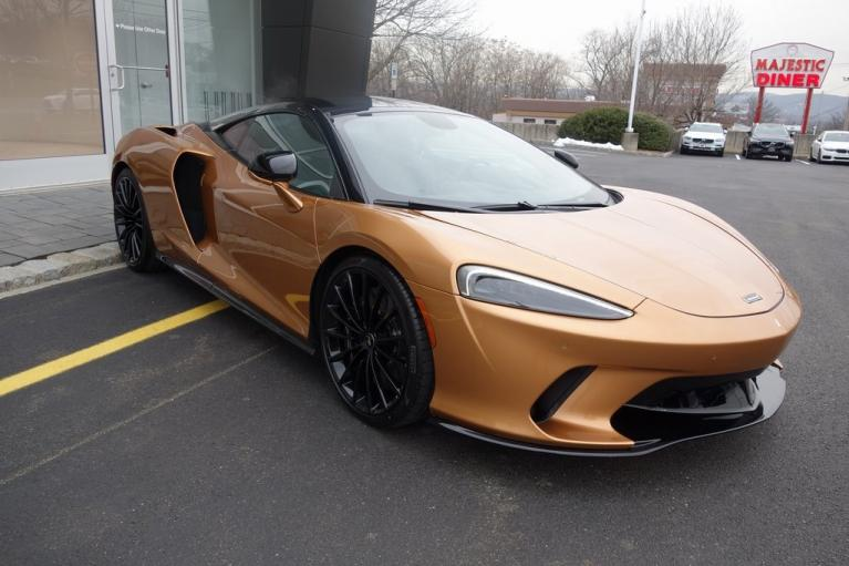 New 2020 McLaren GT Luxe for sale $258,725 at McLaren North Jersey in Ramsey NJ