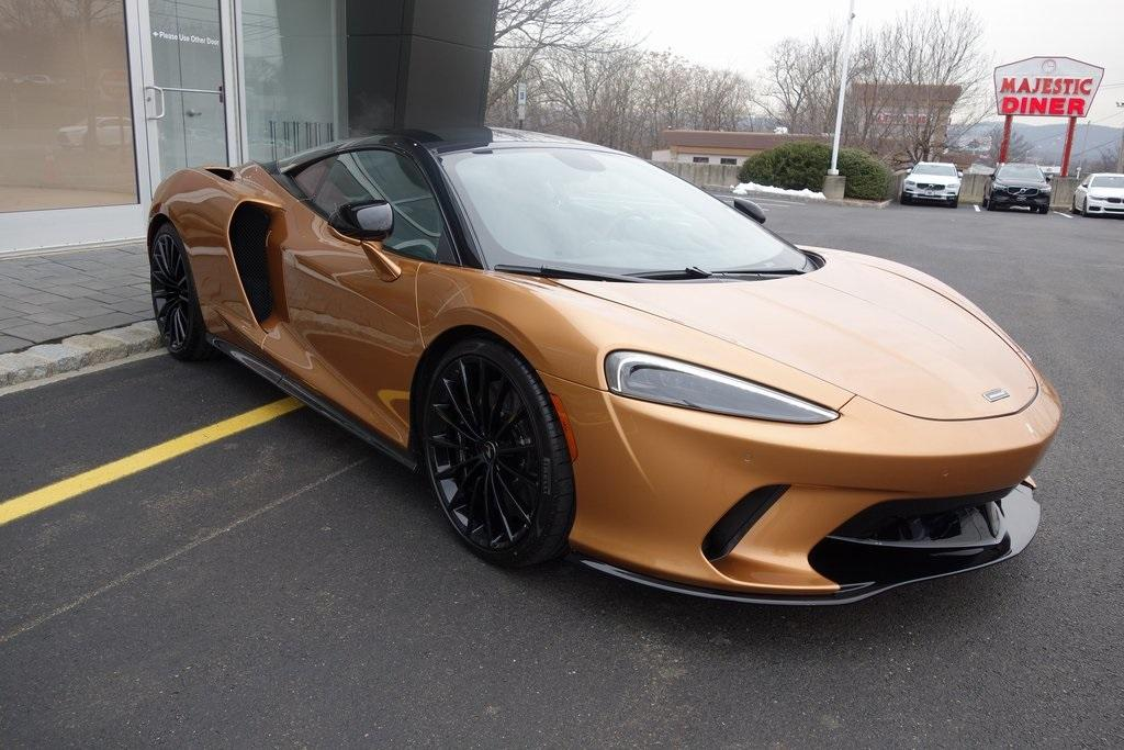 New 2020 McLaren GT Luxe for sale $258,725 at McLaren North Jersey in Ramsey NJ 07446 1