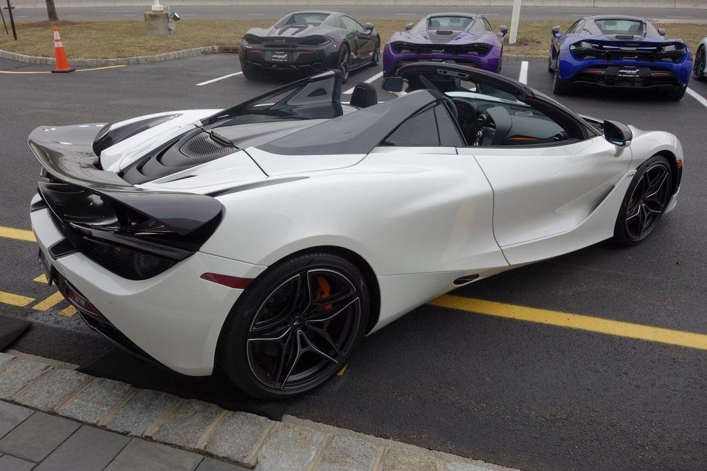 New 2020 McLaren 720S Performance for sale Sold at McLaren North Jersey in Ramsey NJ 07446 10