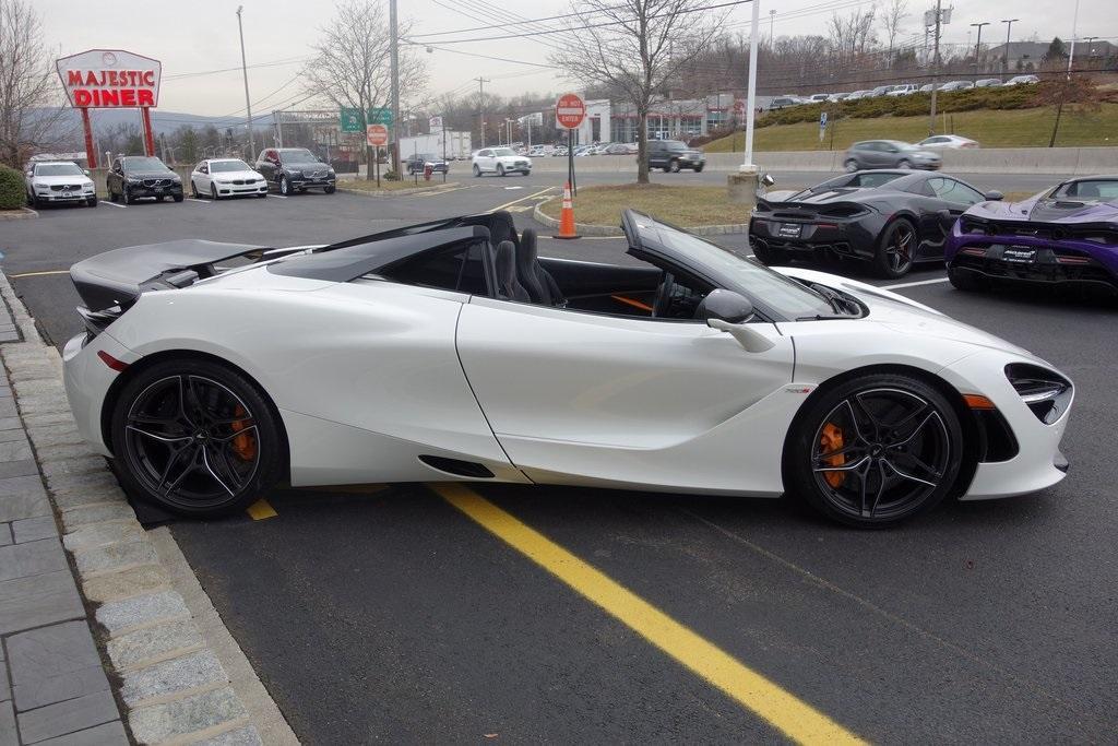 New 2020 McLaren 720S Performance for sale Sold at McLaren North Jersey in Ramsey NJ 07446 6