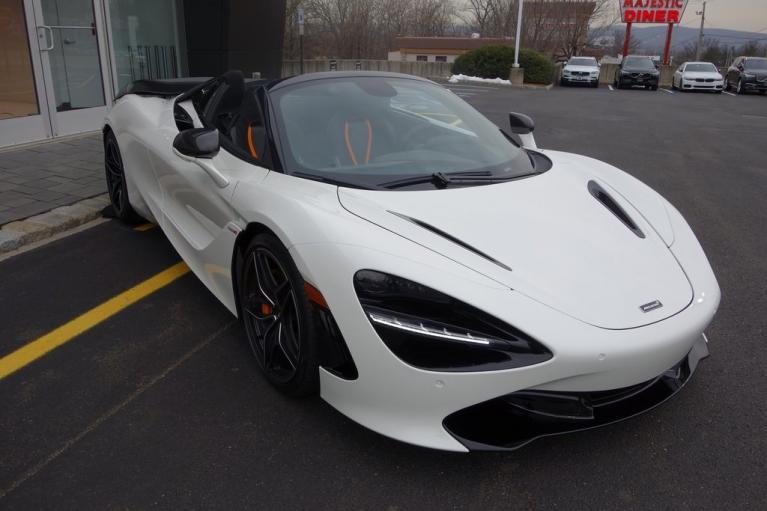 New 2020 McLaren 720S Performance for sale $385,340 at McLaren North Jersey in Ramsey NJ