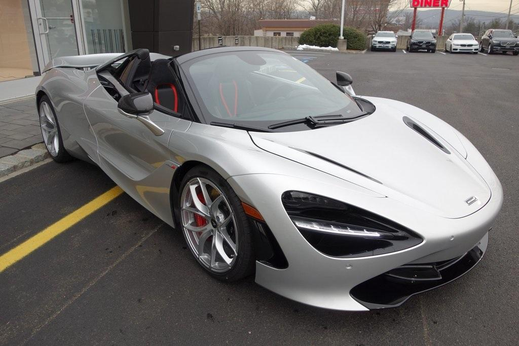 New 2020 McLaren 720S Performance for sale Sold at McLaren North Jersey in Ramsey NJ 07446 1