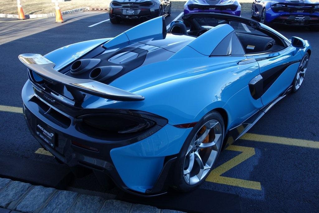 New 2020 McLaren 600LT for sale Sold at McLaren North Jersey in Ramsey NJ 07446 10
