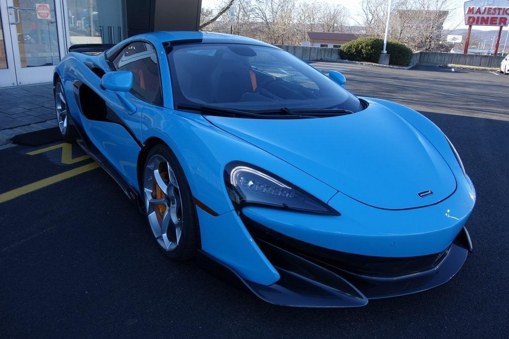 New 2020 McLaren 600LT for sale Sold at McLaren North Jersey in Ramsey NJ 07446 2