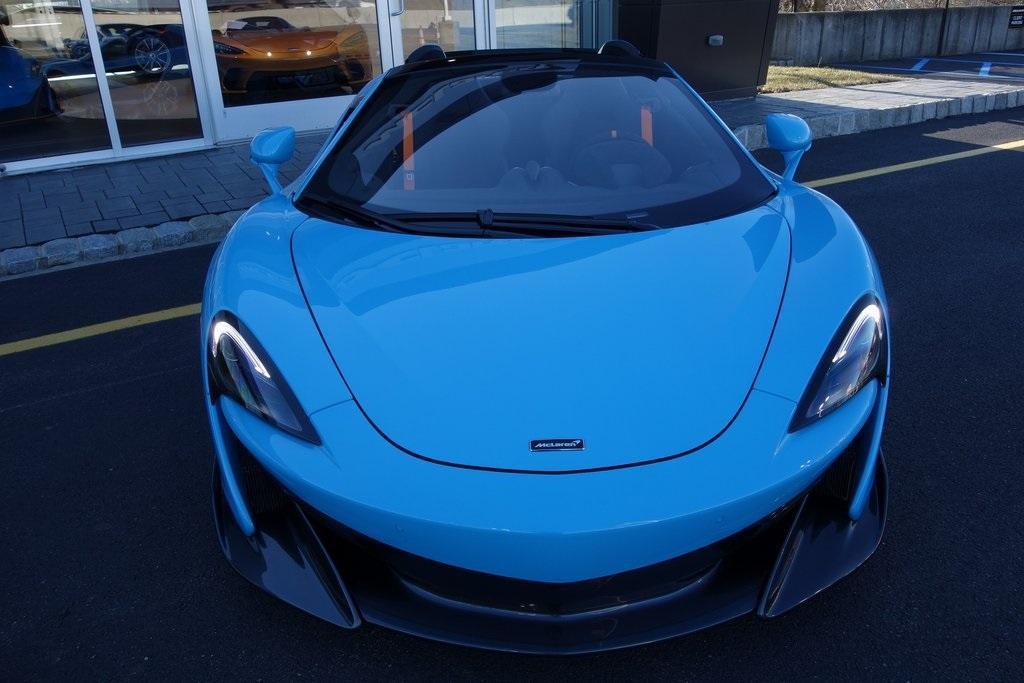 New 2020 McLaren 600LT for sale Sold at McLaren North Jersey in Ramsey NJ 07446 3