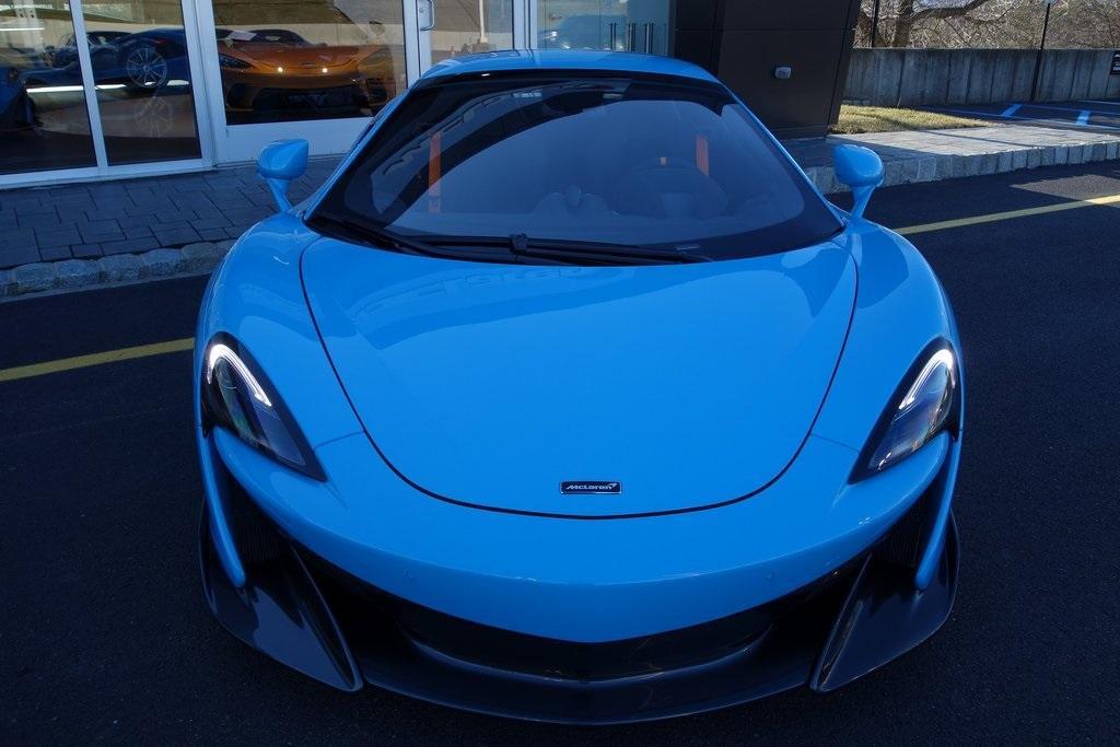 New 2020 McLaren 600LT for sale Sold at McLaren North Jersey in Ramsey NJ 07446 4