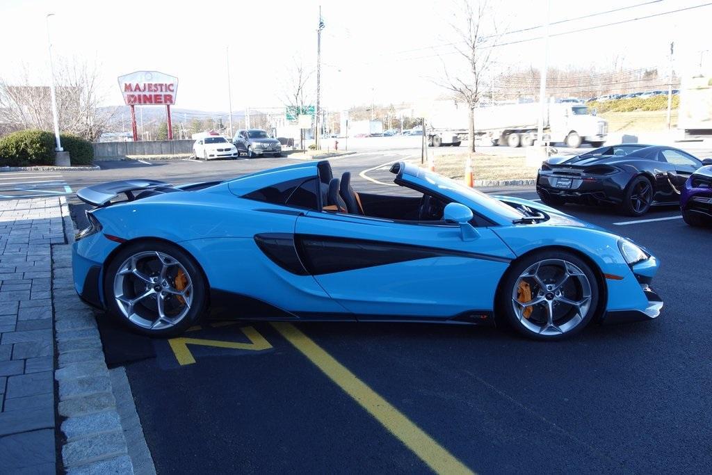 New 2020 McLaren 600LT for sale Sold at McLaren North Jersey in Ramsey NJ 07446 6