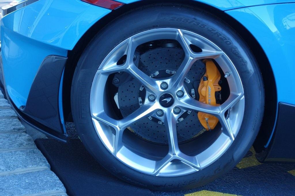 New 2020 McLaren 600LT for sale Sold at McLaren North Jersey in Ramsey NJ 07446 8