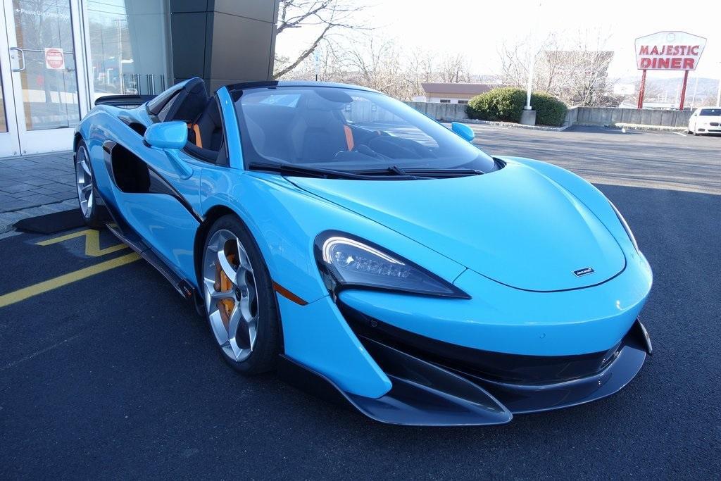 New 2020 McLaren 600LT for sale Sold at McLaren North Jersey in Ramsey NJ 07446 1