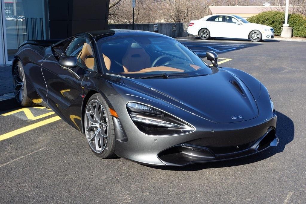 New 2020 McLaren 720S Luxury for sale Sold at McLaren North Jersey in Ramsey NJ 07446 2