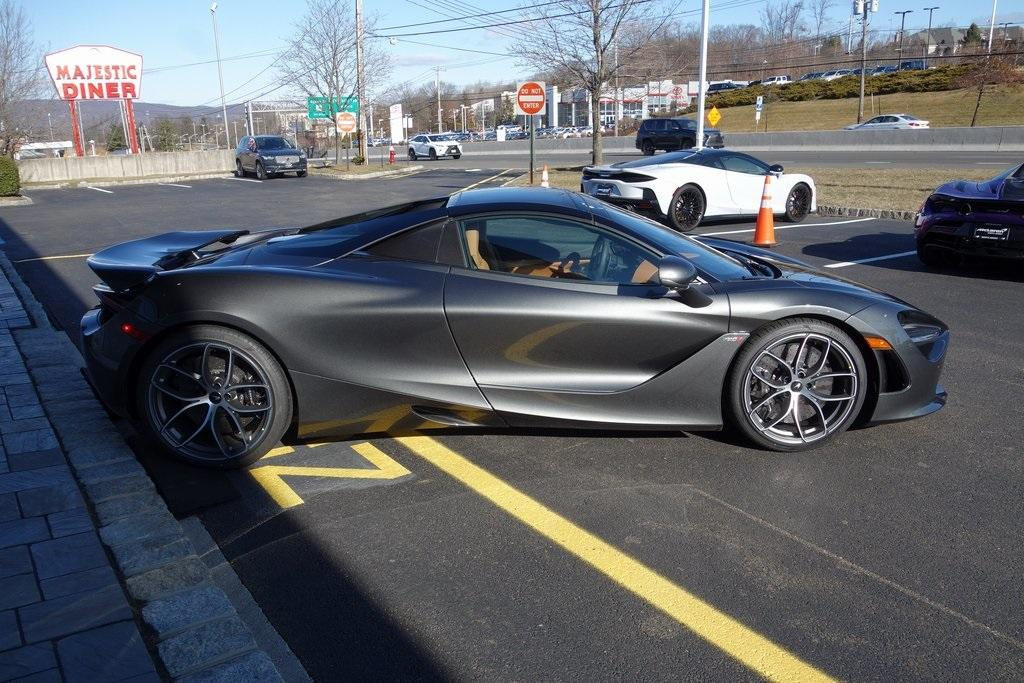 New 2020 McLaren 720S Luxury for sale Sold at McLaren North Jersey in Ramsey NJ 07446 7