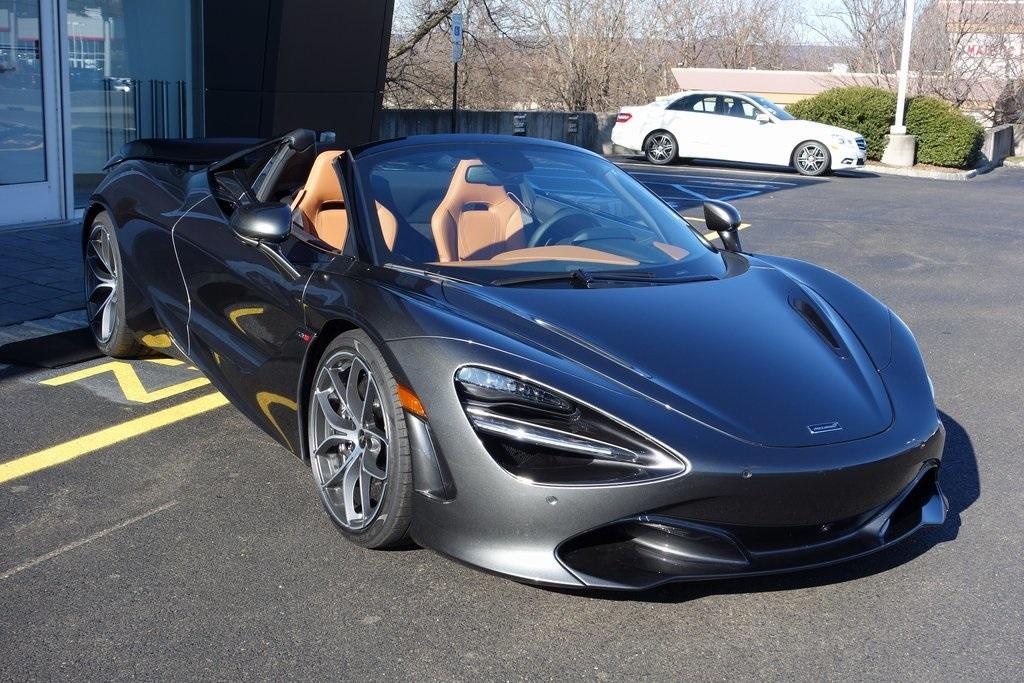 New 2020 McLaren 720S Luxury for sale Sold at McLaren North Jersey in Ramsey NJ 07446 1