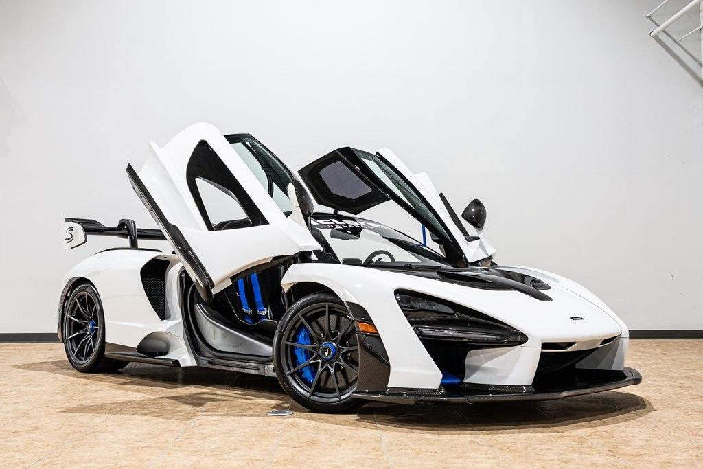 Used 2019 McLaren SENNA for sale Call for price at McLaren North Jersey in Ramsey NJ 07446 2