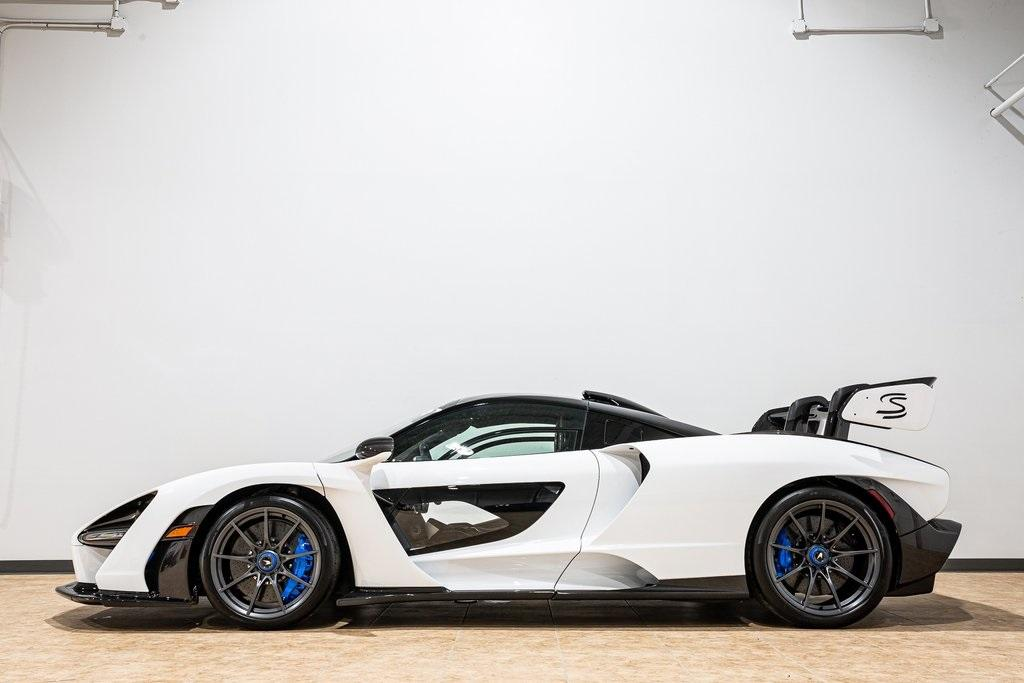 Used 2019 McLaren SENNA for sale Call for price at McLaren North Jersey in Ramsey NJ 07446 7