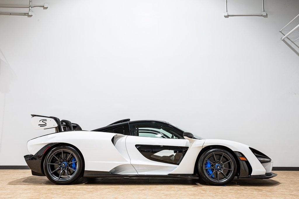 Used 2019 McLaren SENNA for sale Call for price at McLaren North Jersey in Ramsey NJ 07446 8
