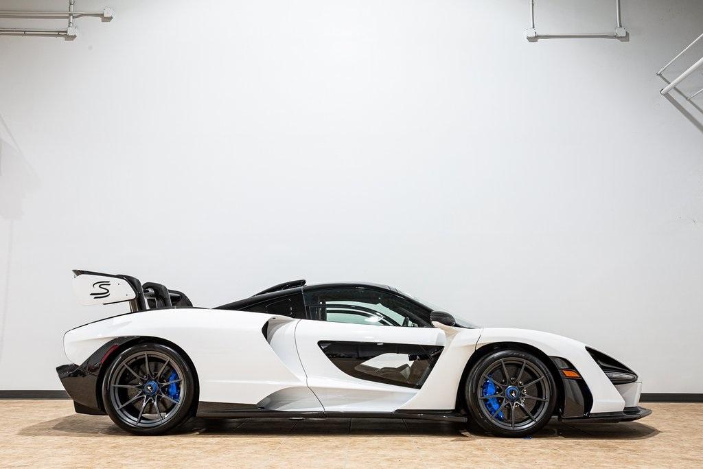 Used 2019 McLaren SENNA for sale Sold at McLaren North Jersey in Ramsey NJ 07446 8