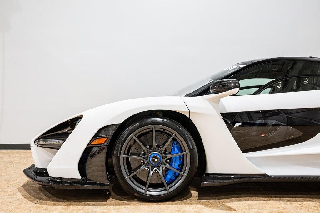 Used 2019 McLaren SENNA for sale Sold at McLaren North Jersey in Ramsey NJ 07446 9